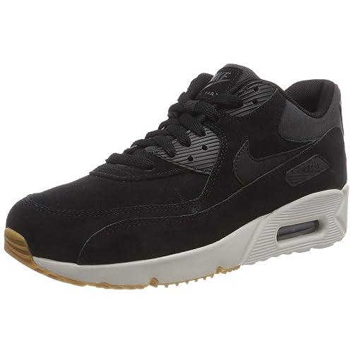 Nike Men s Air Max 90 Ultra 2.0 LTR Gymnastics Shoes Black f73a46ff2b4e