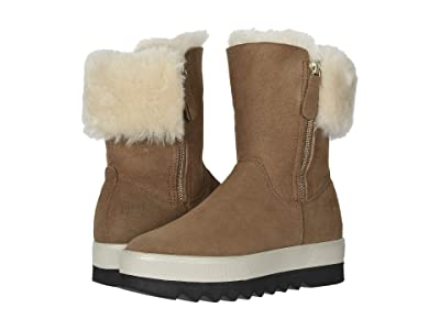Cougar Vera Waterproof (Hazel Suede/Shearling) Women