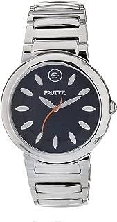 Men's F36S-B-EXB Quartz Stainless Steel Black Dial Watch