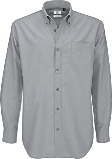 B&C Men's Long Sleeve Shirt