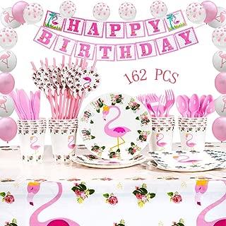Best flamingo party decorations Reviews