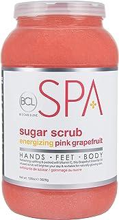 BCL SPA Sugar Scrub Pink Grapefruit (128 oz)