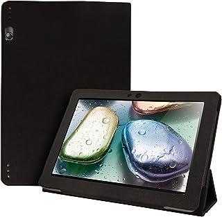 kwmobile 対応: Lenovo IdeaTab S6000 ケース - タブレットカバー - タブレット 保護ケース スタンド付き