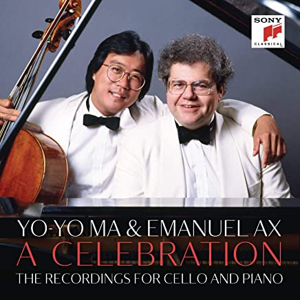 Yo-Yo Ma - Yo-Yo Ma & Emanuel Ax: A Celebration - The Recordings for Cello & Piano (2019) LEAK ALBUM