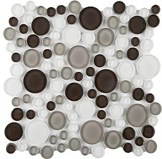 glass bubble tile
