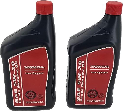 2021 Honda 2021 5W30 Engine Oil (2 Pack) outlet sale - 08207-5W30 online