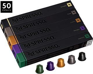 50 Nespresso Capsulas Cafe Variedad Popular