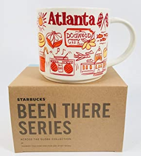 Starbucks Coffee Mug - Been There Series Across The Globe