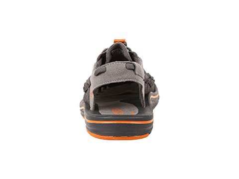 Keen Orange Uneek Burnt Bossa Flat Black NovaGargoyle FpFS64