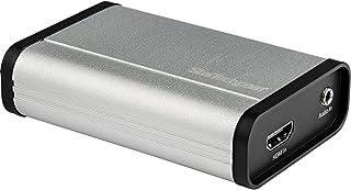 StarTech.com HDMI to USB C Video Capture Device 1080p 60fps - UVC - External USB 3.0 Type-C Capture/Live Streaming - HDMI ...