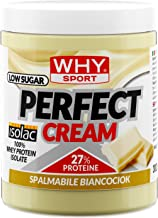 WHY SPORT Perfect Cream BiancoCiok – Protein Cream Without Sugar 300g Format Estimated Price : £ 8,94