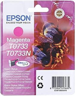 Epson Ink Cartridge - T0733, Magenta