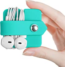 ELFRhino Cord Organizer Earbuds Holder Earphone Wrap Earphones Organizer Headset..