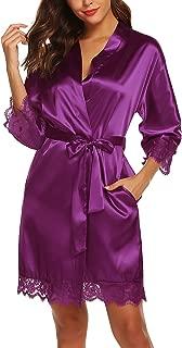 mulberry silk robe