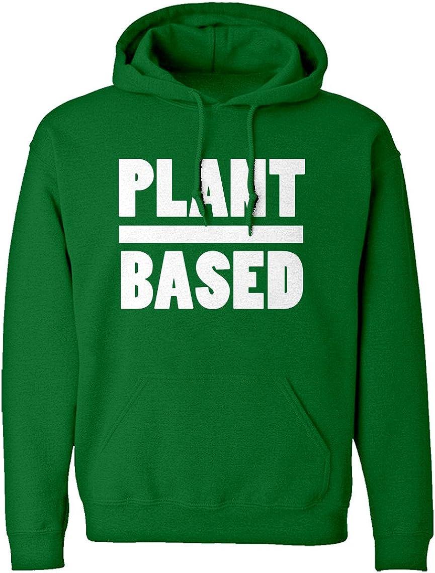 Indica Plateau Plant Based Unisex Adult Hoodie