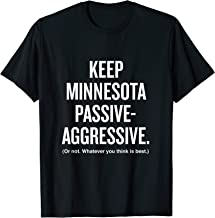 keep minnesota passive aggressive