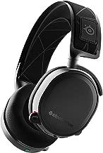 SteelSeries Arctis 7 (2019 Edition) Wireless Gaming Kulaklık - DTS Headphone:X 7.1 Surround - PC ve PS4 Uyumludur - Siyah