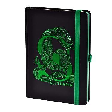 Harry Potter (Slytherin Foil) A5 Premium Notebook SR72696