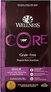 Wellness CORE Natural Grain Free Dry Dog Food, Senior