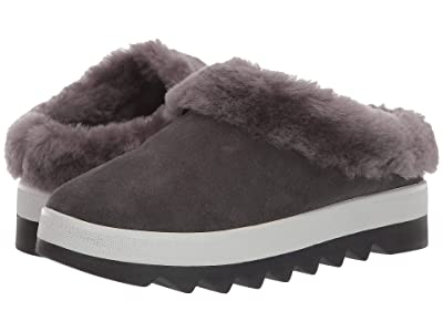 Cougar Pronya Waterproof (Pewter Suede/Shearling) Women