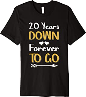 20 years down forever to go