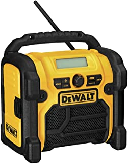 Dewalt DCR018R Radio (Renewed)