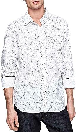 Pepe Jeans Camisa Peyton Blanca Hombre: Amazon.es: Ropa