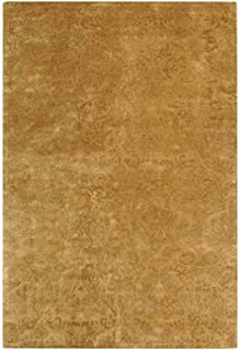 Safavieh Martha Stewart Collection MSR3124A Damask Premium Wool and Viscose Honeycomb Area Rug (5'6
