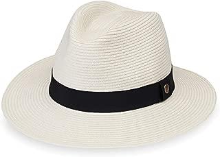 Wallaroo Hat Company Men's Palm Beach Hat - UPF 50+ 2 3/4
