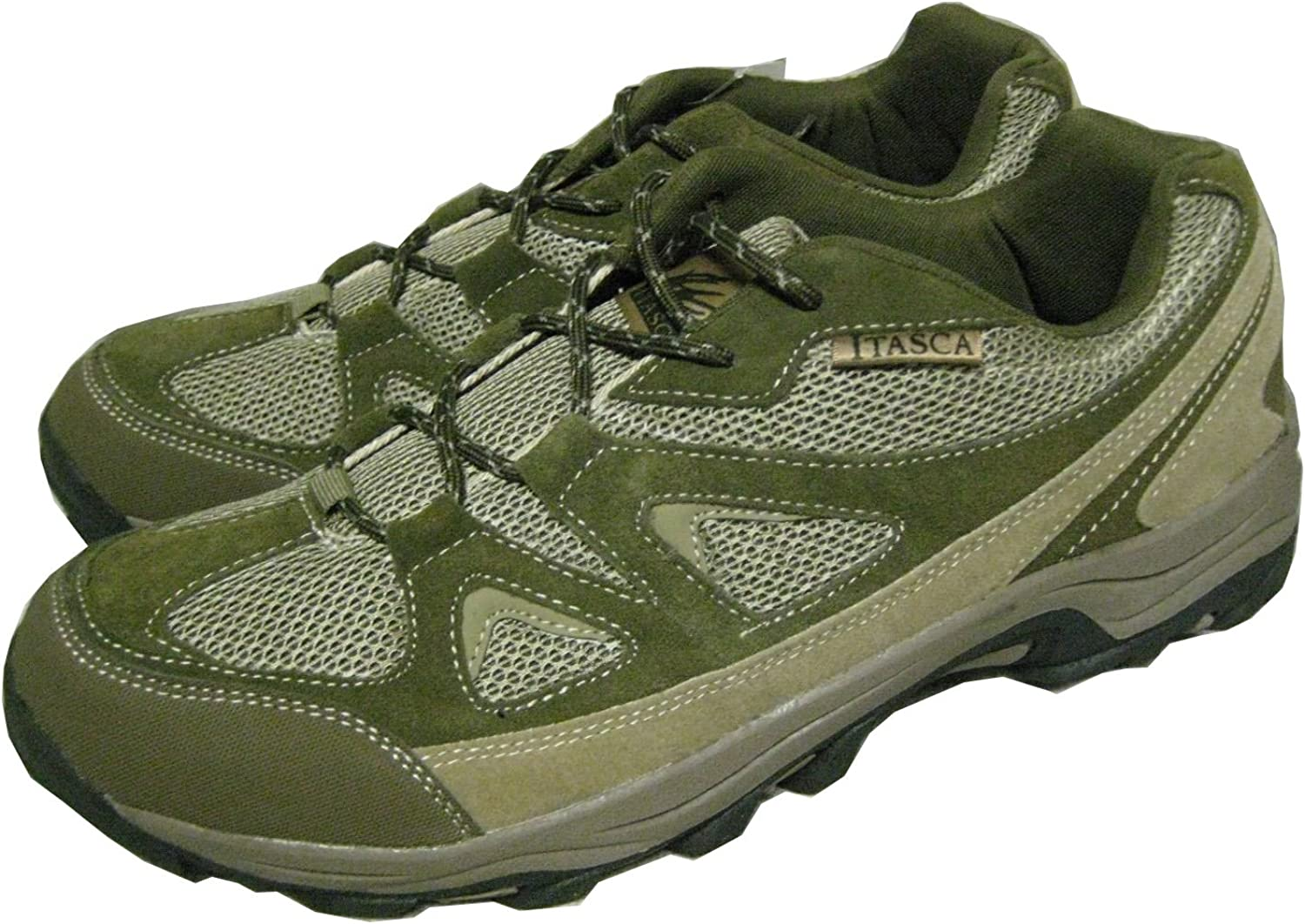 Fort Worth Price reduction Mall Itasca Men's Striker Ii Lightweight and Hiker Nylon Hiking Suede
