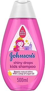 شامبو للاطفال شايني دروبس من جونسون- 500 مل