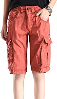 superdry cargo shorts womens