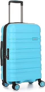 Antler 4227130019 Juno 2 4W Cabin Roller Case Carry-Ons (Hardside), Turquoise, 56 cm