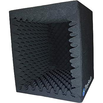 TroyStudio ポータブルレコーディングボーカルブースサウンドボックス - |リフレクションフィルター