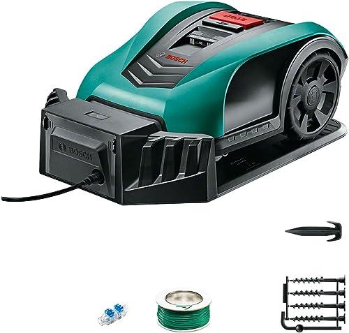 Bosch Robot cortacésped Indego 350, ancho de corte 19 cm, para un césped de hasta 350 m²
