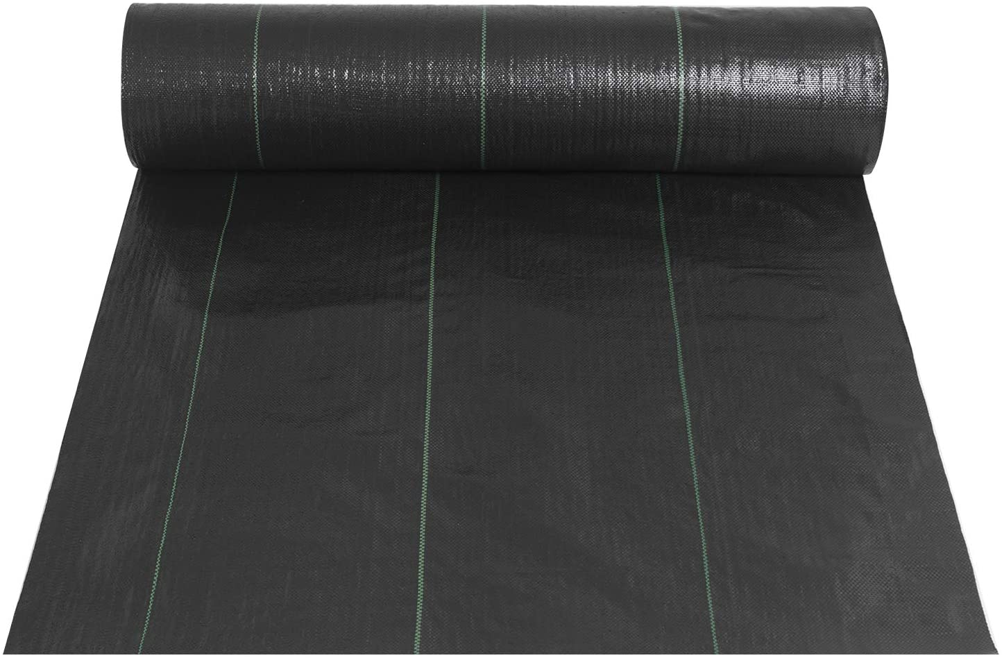 4×150FT Landscape Fabric 3.2 oz Heavy PP Brand new Weed Barrier Woven Us Selling and selling