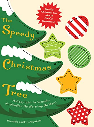 Speedy Christmas Tree: The Perfect Pop-Out Christmas Tree