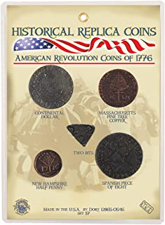 american revolution coin