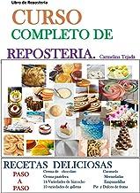 Curso Completo de Repostería: Libro de Repostería: 1