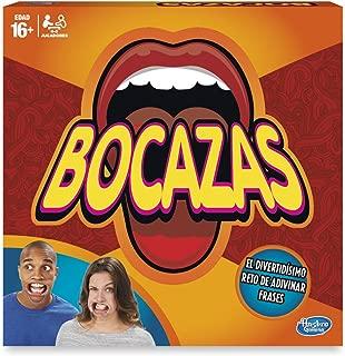 Hasbro Gaming–bocazas, Table Games Spanish Version, Multicoloured (c2018546)