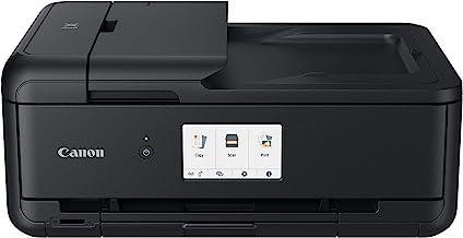 Canon PIXMA TS9550 Drucker Farbtintenstrahl Multifunktionsgerät DIN A4 A3 (Drucker A3,..