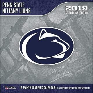 Psu Academic Calendar Fall 2020.Amazon Com Penn State Nittany Lions Wall Calendar Penn
