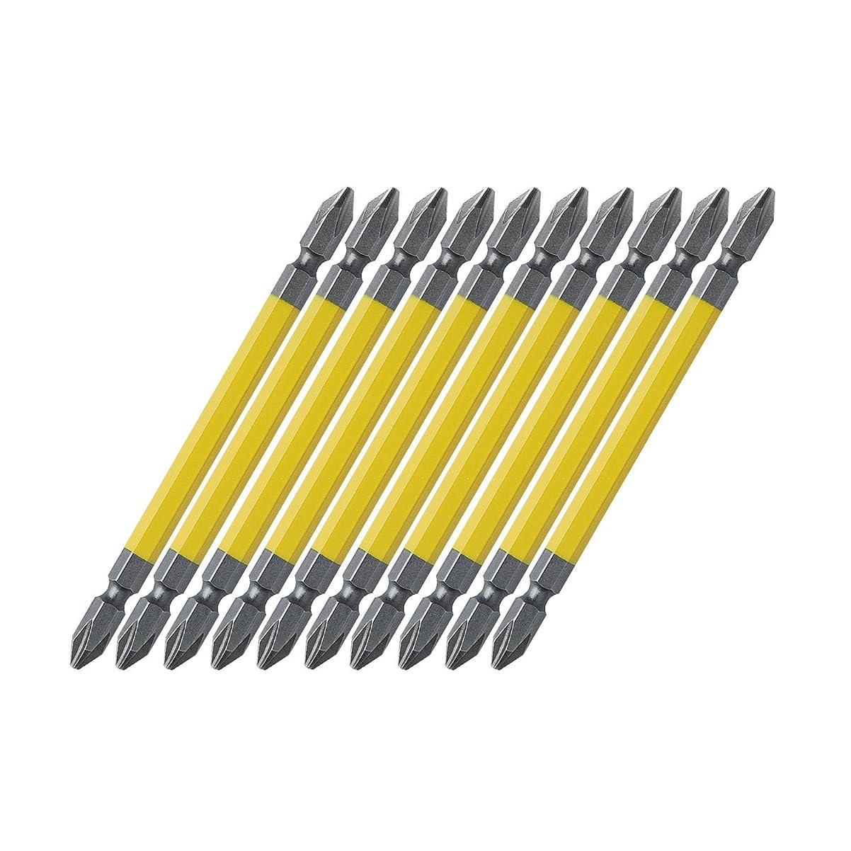 許す毒液チケットアネックス(ANEX) カラービット 両頭 マグネット付 +2x110 10本袋入 AC-14M