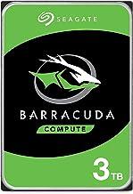 Seagate BarraCuda, 3TB, Disco duro interno, HDD, 3,5