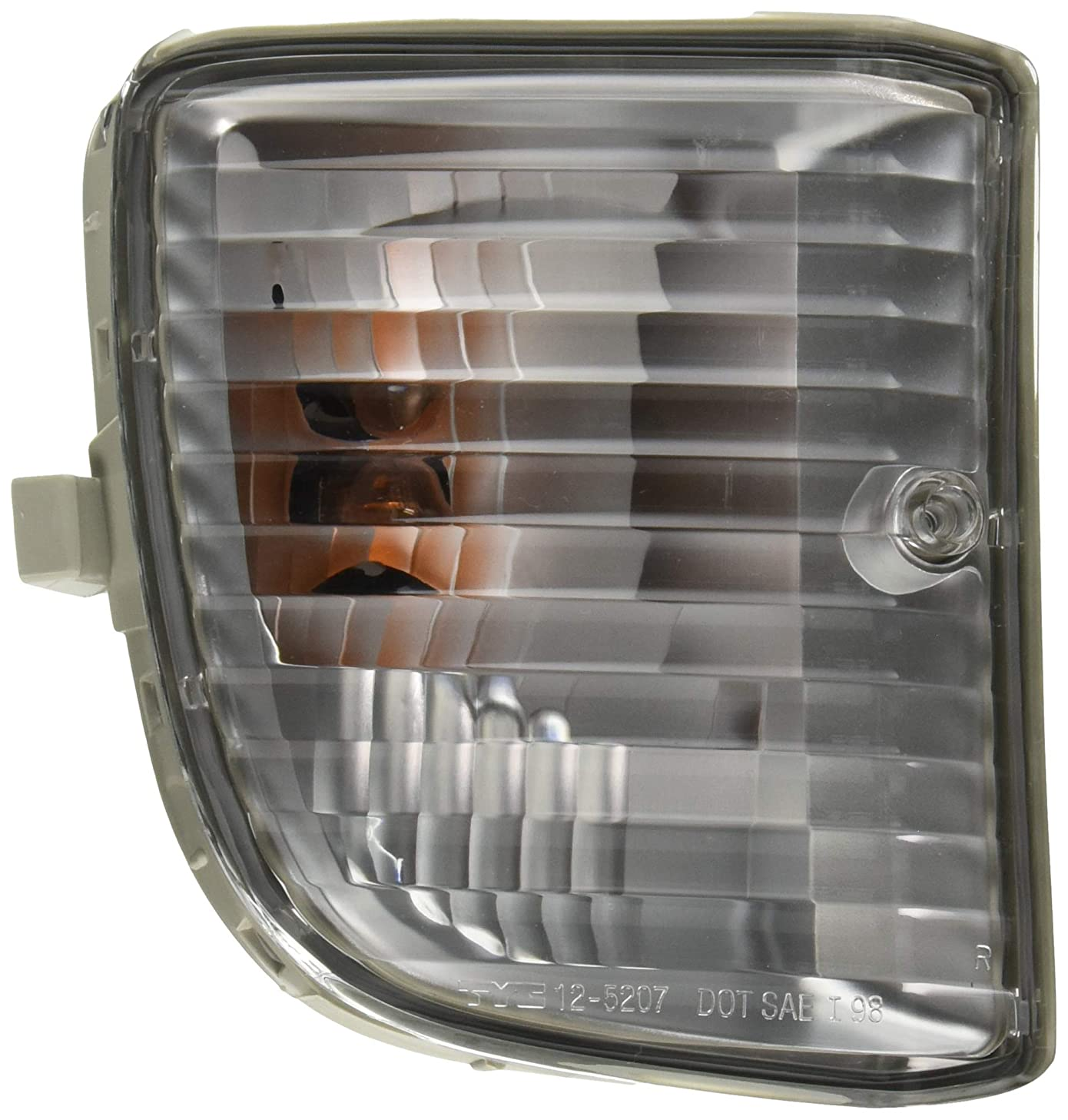 OE Replacement Toyota Prius Front Driver Side Signal Light Lens/Housing (Partslink Number TO2532114)