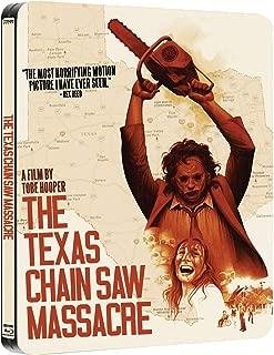 The Texas Chain Saw Massacre Steelbook