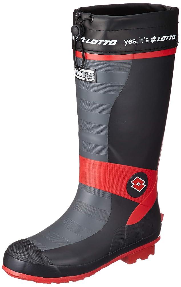 ブラジャー代数病的LW-R2001 レインブーツ 作業用長靴 速乾吸汗裏布 メンズ