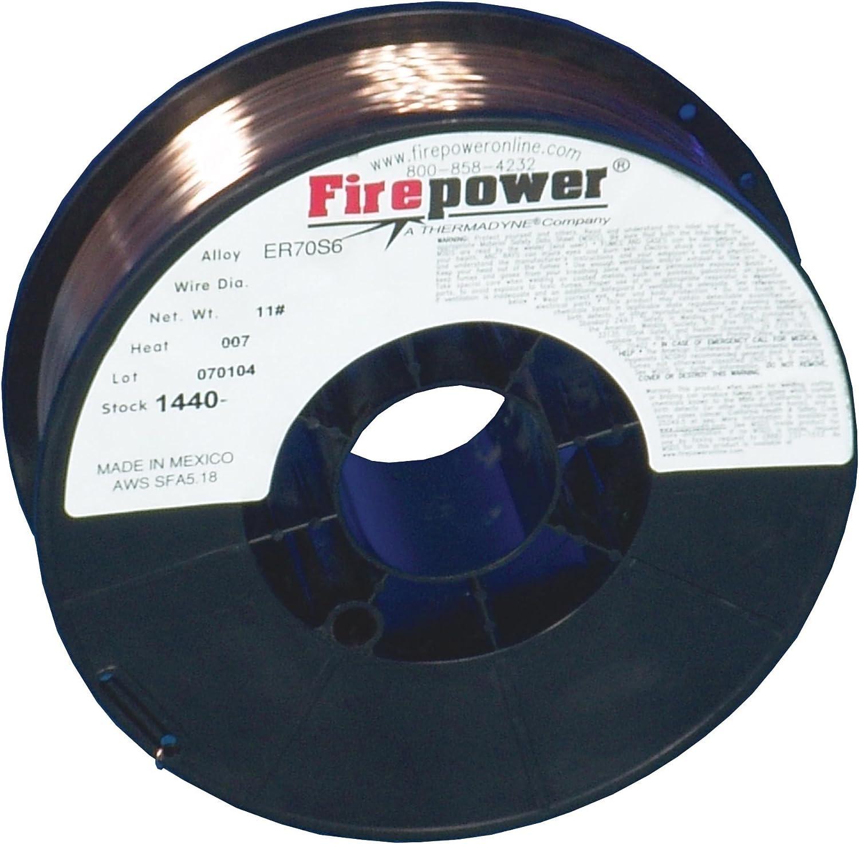 Fashion Thermadyne Max 43% OFF Firepower 1440-0221 035-70S-11 Wel 11-Pound