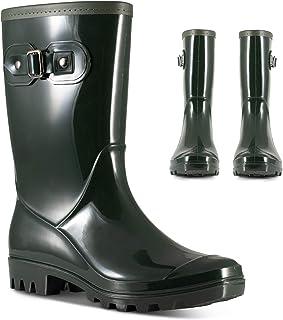 Twisted Women's Shana Mid-Calf Rain Boots