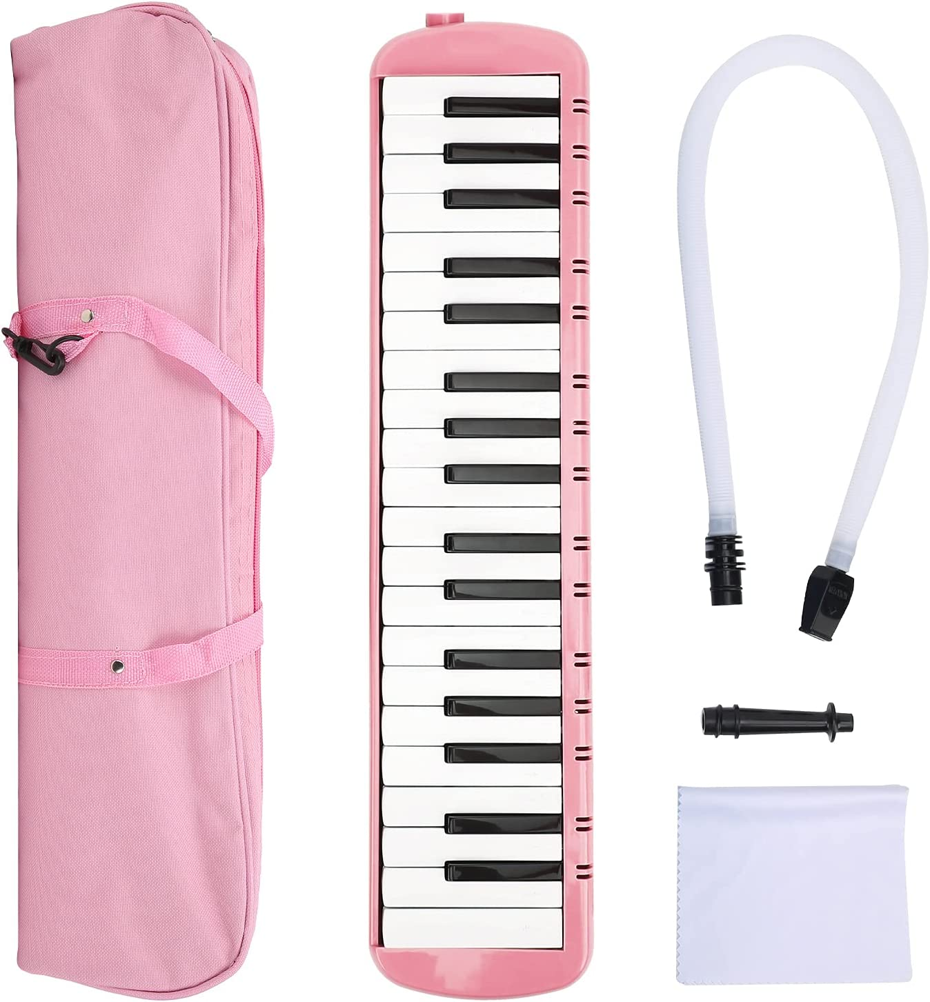 Direct sale of manufacturer sold out Melodica Instrument Keyboard 37 Key with Mouthpiece Style Piano